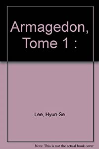 Armagedon Edition simple Tome 1