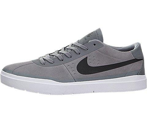 Bruin Sb (Nike Jungen Bruin SB Hyperfeel Skaterschuhe, Grau (Cool Grey/Schwarz-Weiß), 35 1/2 EU)