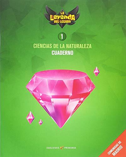 Proyecto: La leyenda del Legado Ciencias de la Naturaleza 1Comunidad de Madrid : Cuaderno