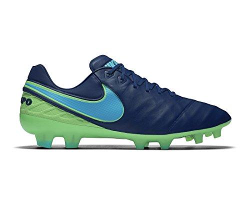 Nike  819177-443, chaussures de football homme Bleu