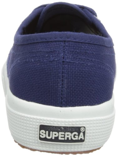Superga 2750 Cotu Classic, Baskets mixte adulte Bleu-TR-J1-1