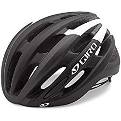 Giro Foray MIPS Casco, Unisex Adulto, Matte Black/White, Small