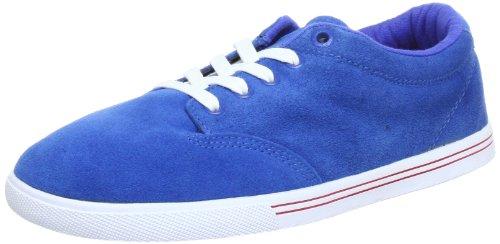Gblighths Globo Farol-slim, Unisex-erwachsene Sneaker Blau (azul Royal / Vermelho 13164)