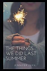 The Things We Did Last Summer