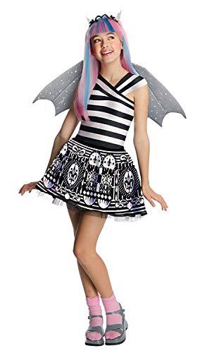 Brandsseller Monster High Rochelle Goyle Kinderkostüm Mädchenkostüm Karneval Fasching - Größe: - Rochelle Goyle Kostüm