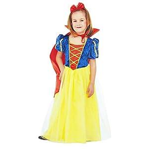 WIDMANN Fantasy & Favole - Disfraz para niño, multicolor, 36999