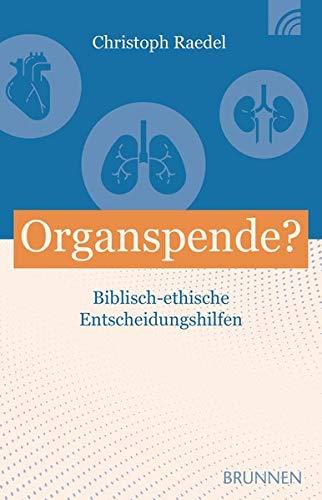 Organspende? von Karl-Heinz Vanheiden