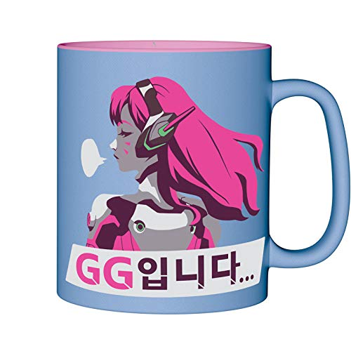ABYstyle - Overwatch - Taza - 460 ML - D.Va