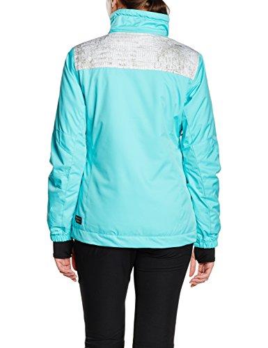 Brunotti maglia da donna Jovana giacca Blue Mint