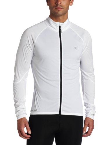 Pearl Izumi Herren Regenjacke Pro Aero Jacket White