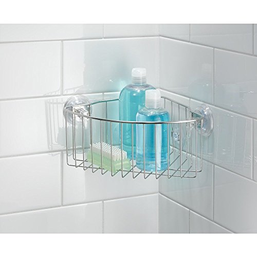 Interdesign power lock reo organizador de cub culo for Organizador para ducha
