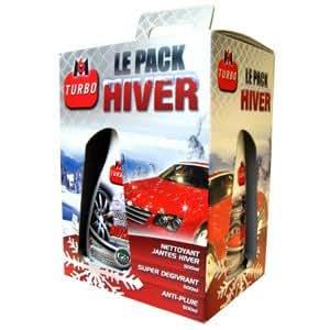 M6 Turbo - Pack 3 Produits Hiver Gs27 Technologie