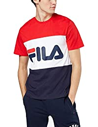 97230c48175 Fila Tee Shirt 681244 Day Bleu
