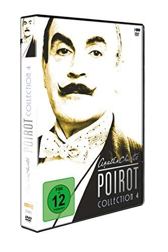 Agatha Christie - Poirot Collection 04 [3 DVDs]