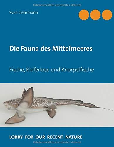 Die Fauna des Mittelmeeres: Fische, Kieferlose und Knorpelfische