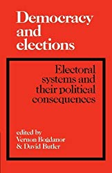 Democracy and Elections: Electoral Systems and their Political Consequences (1983-08-18)