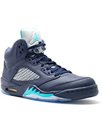 buy popular 68c24 1b218 Amazon.it: Air Jordan 5 Retro - 42 / Scarpe da uomo / Scarpe: Scarpe ...