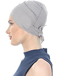 Essential Tie Back Unisex Cotton Cap for Chemo, Hair Loss | Choice of Colours