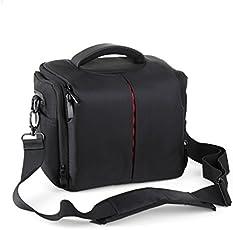 Foleto DSLR Camera Bag with 3 Digit Pad Lock