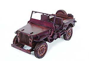 Artymon- Kit de Madera Todoterreno, Color marrón (Keranova 5005)