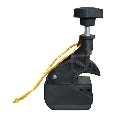SODIAL-Nylon-Smontagomme-Bead-morsetto-goccia-Centro-Strumento-Rim-morsetto-macchina-resistente-Nero