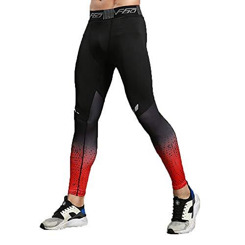 Gusspower Pantalones Compresión Mallas Hombre Secado