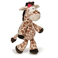 Nici Cuddly Toy Debbie Floppy Giraffe in Various Sizes