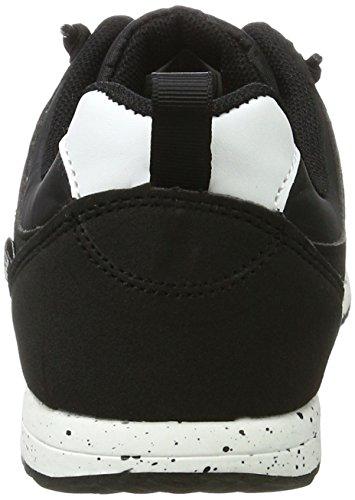 Lico Leeds, Sneakers basses femme Noir (noir/blanc)