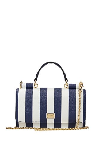 BI0869AC5988Q600 Dolce&Gabbana Coque Cellulaire Femme Cuir Bleu Bleu