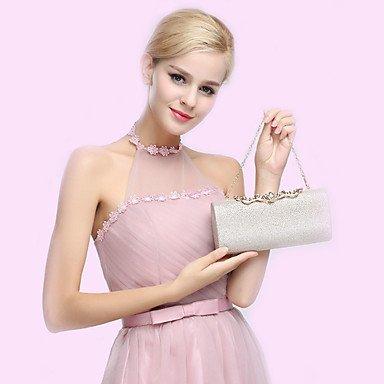 Damenmode waren Abendessen Tasche diamant Frau Handtasche alle - gleiches Kleid Abend Tasche Champagne