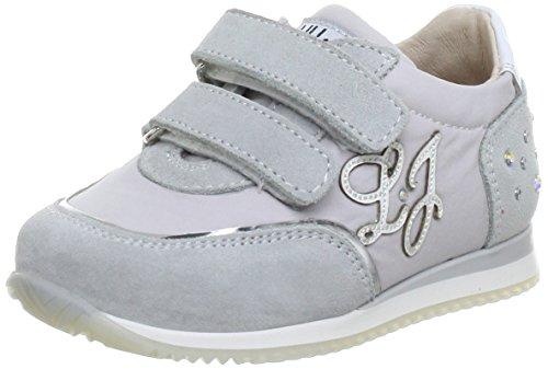 Liu Jo Girl STOP PUC2856X Mädchen Sneaker Grau (Grigio)