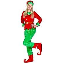 dressforfun Costume da donna - Elfo natalizio  2fd38bd1b834