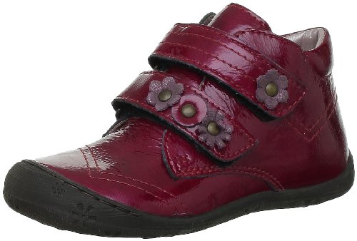 Aster JULILAS 239620-10 4 Mädchen Babyschuhe Rot (TOMATE/BORDEAUX)