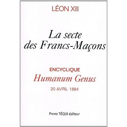 Humanum Genus Secte des Francs Macons