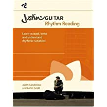 Justinguitar.com: Rhythm Reading For Guitarists: Noten, Musiktheorie für Gitarre