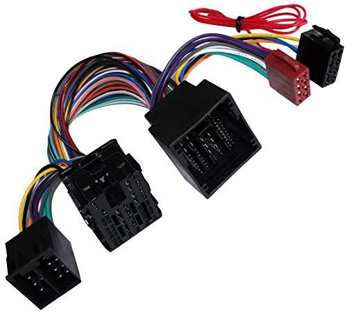 AERZETIX: Cable Adaptador autoradio para Parrot THB Kit Manos Libre de Coche...