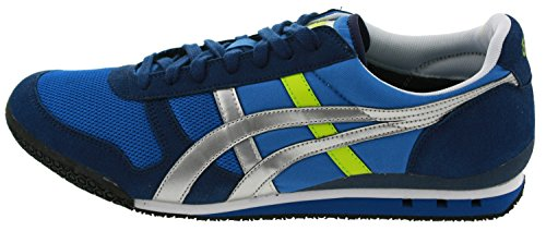 Onitsuka Tiger Ultimate 81 HN201 4393 Sneaker blau royal silver