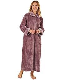 832cf1cd09 Amazon.co.uk  Slenderella - Dressing Gowns   Nightwear  Clothing