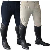 Mark Todd - Pantalones de equitación de Invierno para Hombre