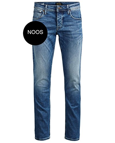 Jack & Jones Jjiclark Jjoriginal Jj 993 Noos, Jeans Homme Blue (Blue Denim)