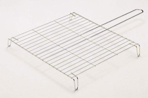 Habitex/Grill 42-50 Fils Zinc 50 X 50 Cm