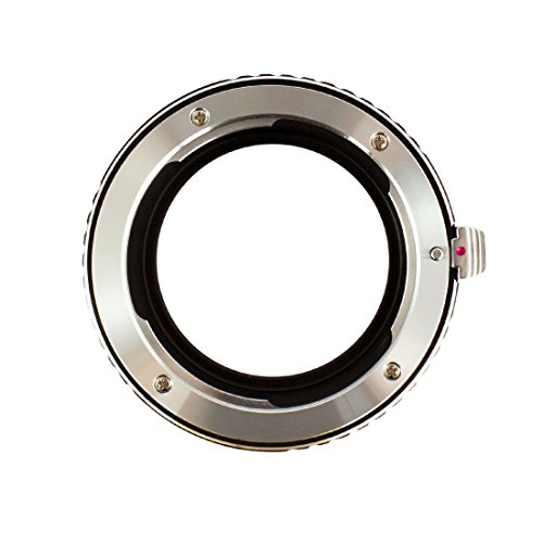 Compatible with Praktica B Lens and Sony E Camera Body Gobe Lens Mount Adapter