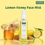 Universal Essence Honey & Lemon Face Mist - Alcohol-Free Natural Face Spray