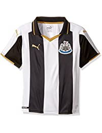 PUMA Men's Newcastle Kids Home Replica Shirt