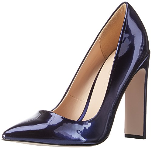 Paper Dolls Damen Dulcina Pumps, Blau (Navy), 38 EU