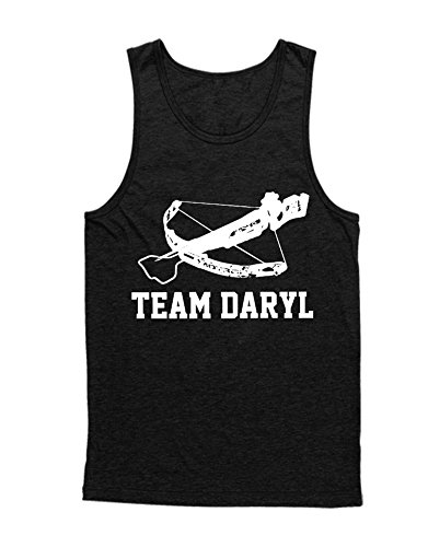 Tank-Top TWD Team Daryl Arrow Armbrust C980040 Schwarz S