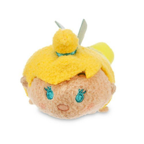 Disney Tinker Bell ''Tsum Tsum'' Plush - Peter Pan - Mini - 3 1/2'' by Disney