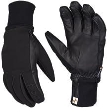 POC Handschuhe Nail Color - Guantes para esquí unisex, color negro (uranium black), talla L
