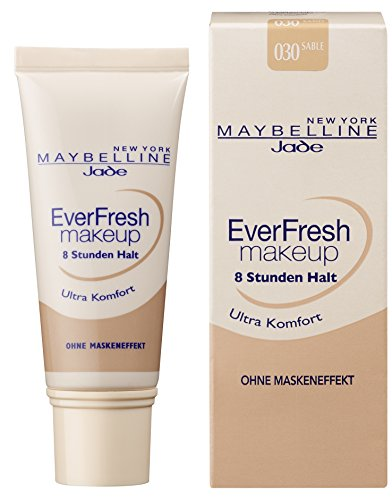 Maybelline New York Make-Up EverFresh Sand 030, 1er Pack (1 x 30 ml)