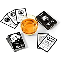 DENKRIESEN tippsy - The Iconic Drinking Game - *Waterproof* *Party Game*